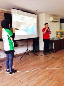 Sharring session by Pak Steven