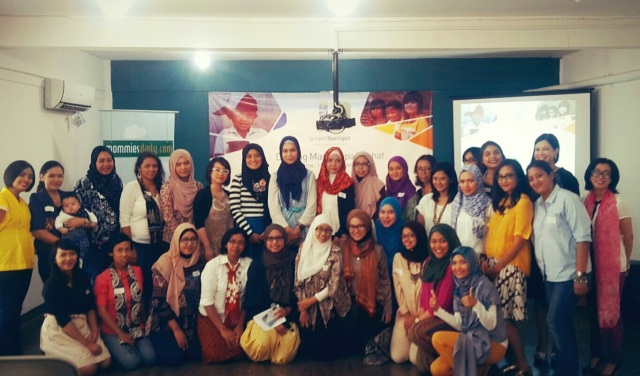 Blogger Gathering 'Unilever Project Sunlight, Dukung Masa Depan Sehat'  with Mommiesdaily